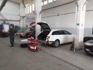 inside auto service morarilor
