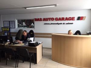 receptie service auto