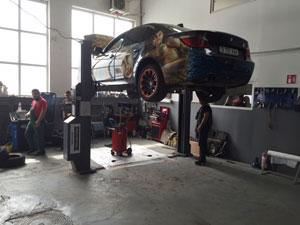 masina service auto sector 2